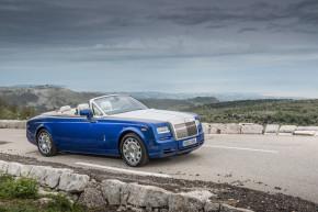 Rolls-Royce Phantom II Drophead Coupe