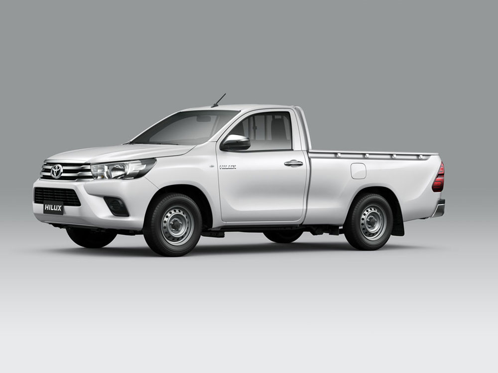 Here S How Important The Hilux Is To Toyota In Uae It Accounts For Half Of All Light Commercial Vehicles Sold Country