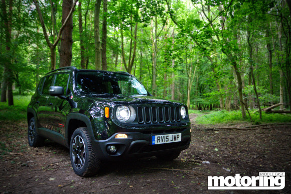 2015 Jeep Renegade Review