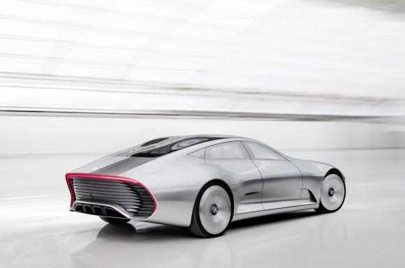 Mercedes Concept IAA