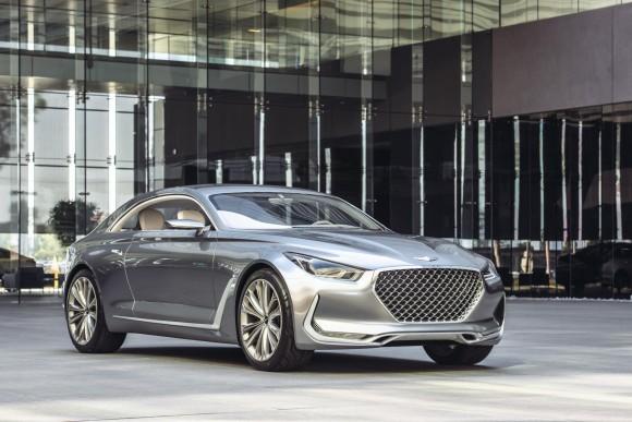 Hyundai G Coupe Concept