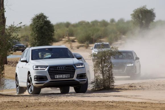 Video walkaround of the 2016 Audi Q7