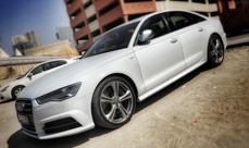 Audi S6 Long Term test