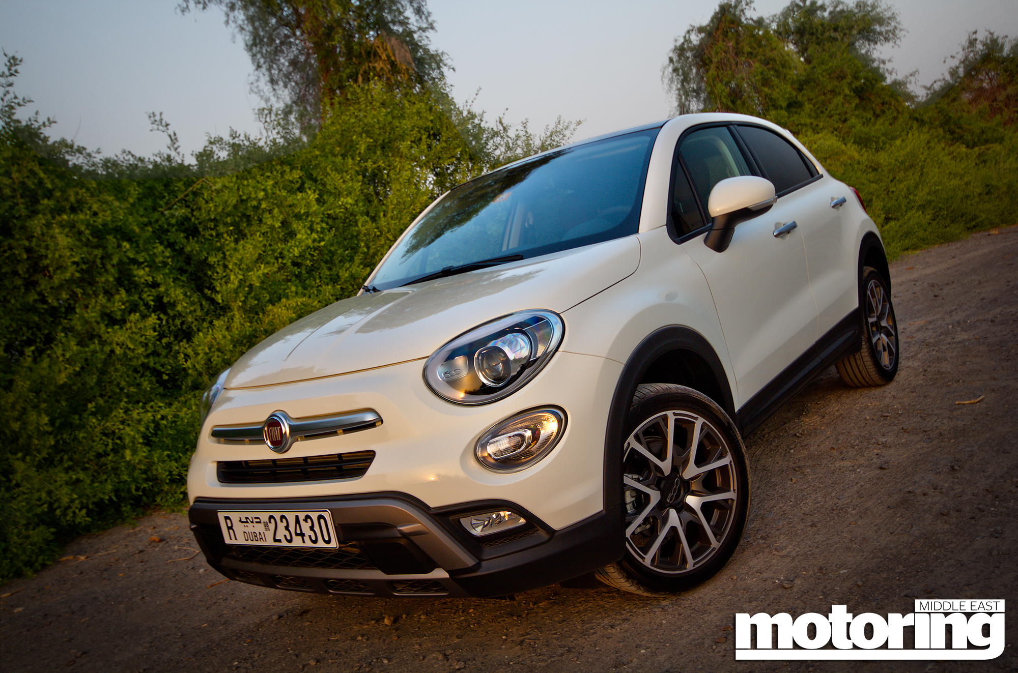 Fiat 500x Cross Plus Video Reviewmotoring Middle East Car News