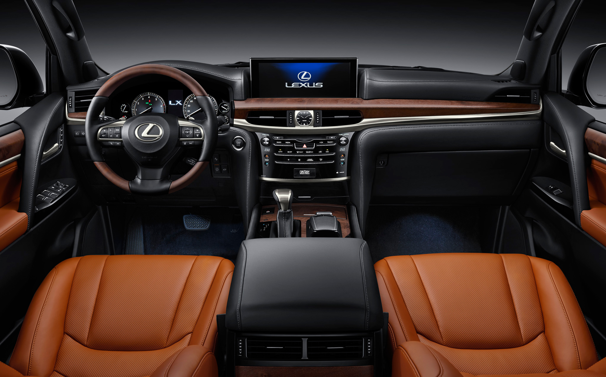 East Orange Focus >> 2016 Lexus LX570 launchedMotoring Middle East: Car news ...