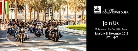 Dubai Parade National Day