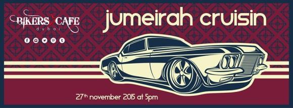 Jumeirah Cruisin It's on!