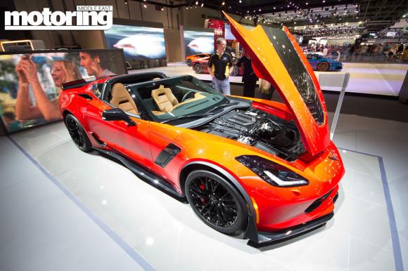 Corvette Z06 DMS
