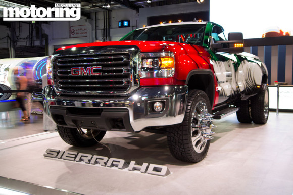 GMC Sierra 3500HD DMS