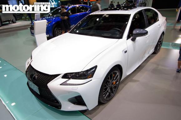 Lexus GSF DMS
