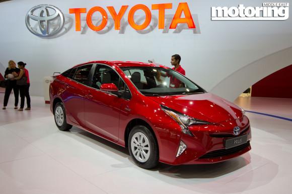 Toyota Prius DMS