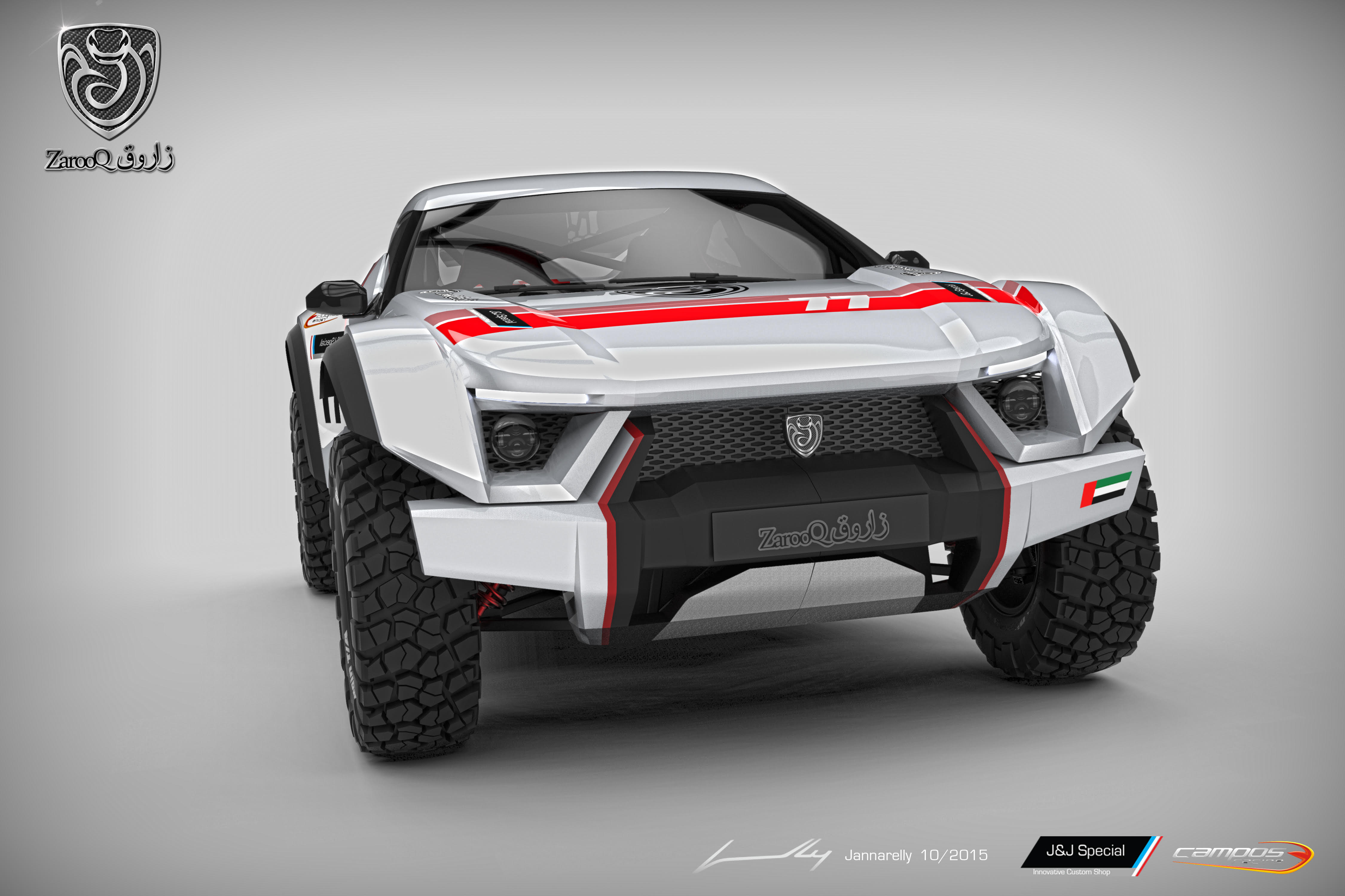 zarooq motors sand racermotoring middle east: car news, reviews and