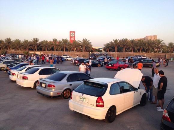 Honda Meet