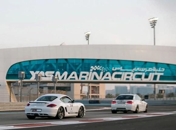 Yas Marina Circuit Time Attack