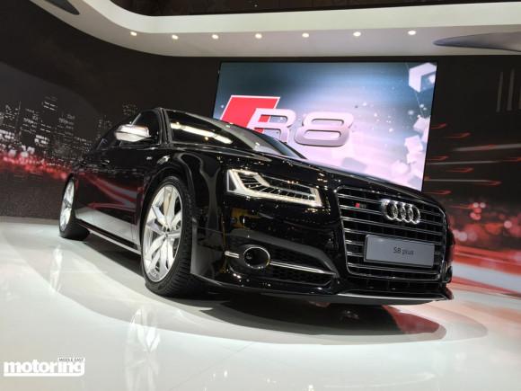 Audi S8 Plus QMS