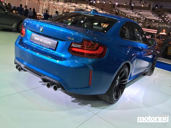 BMW M2 QMS