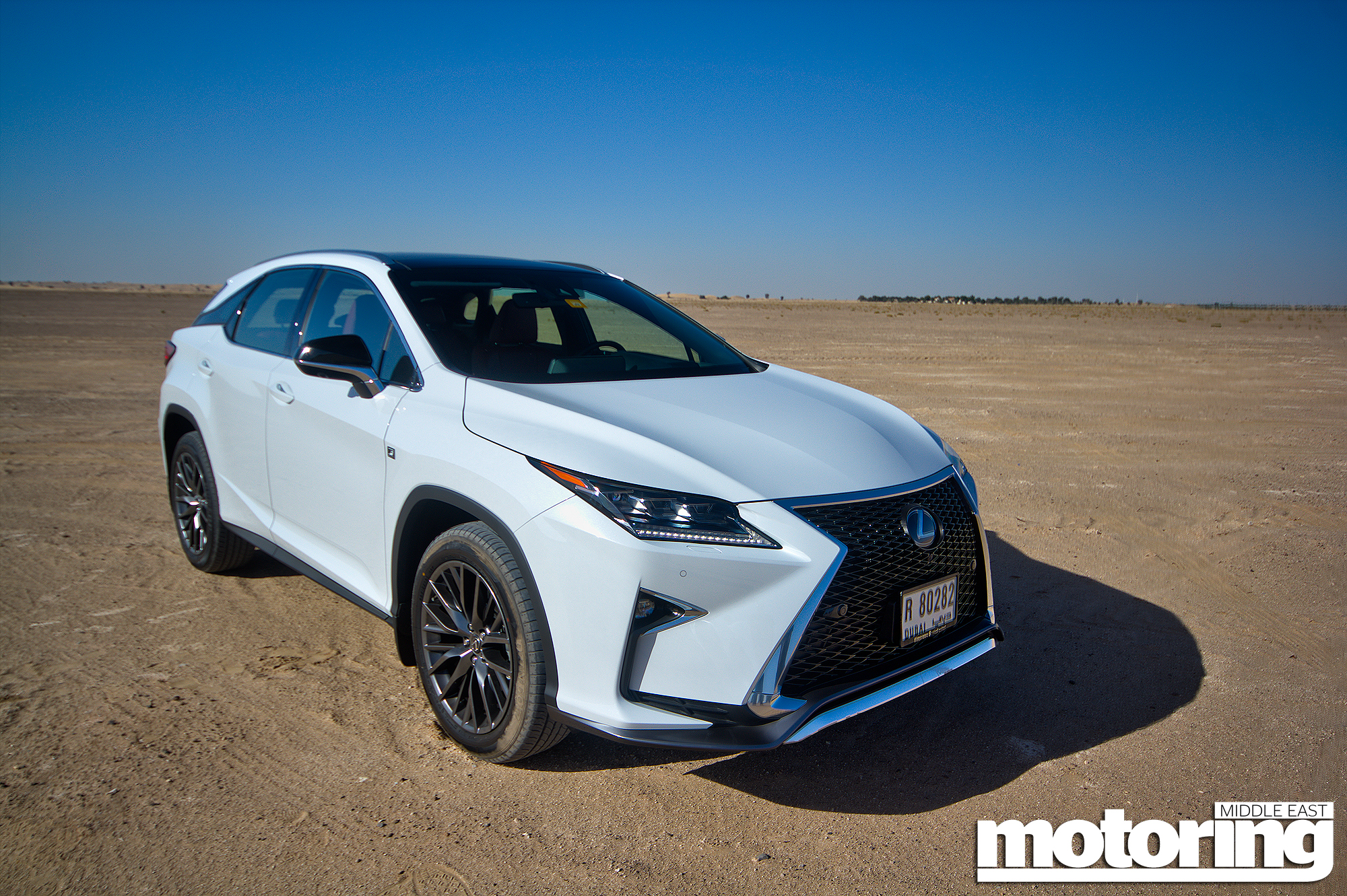 2016 Lexus RX350Motoring Middle East: Car news, Reviews and Buying guides