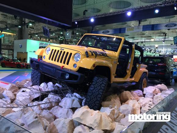 Jeep Wrangler QMS