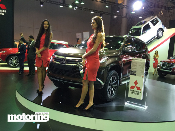 Mitsubishi Montero QMS 1