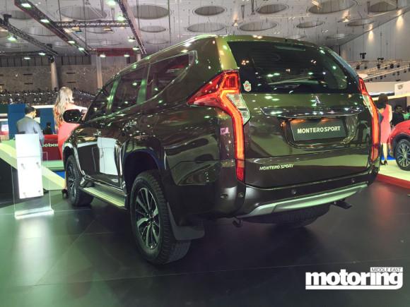 Mitsubishi Montero QMS 3