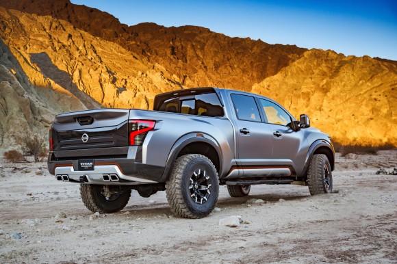 Nissan Titan XD Warrior Concept
