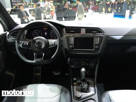 Volkswagen Tiguan QMS
