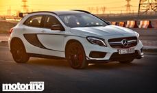 2016 Mercedes GLA 45 AMG