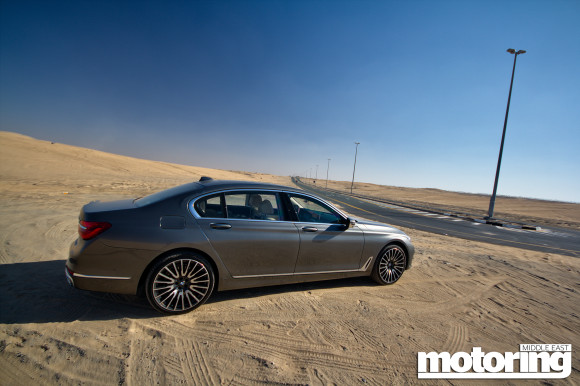 2016 BMW 750iL xDrive review