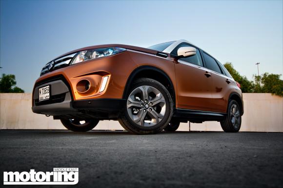 2016 Suzuki Vitara video review