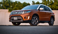 2016 Suzuki Vitara video review