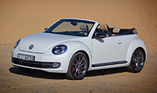 2016 Volkswagen Beetle Cabriolet