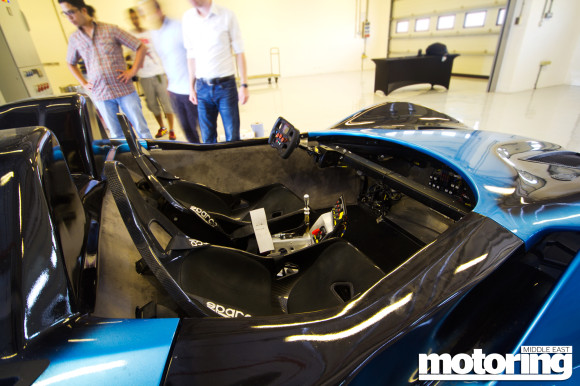 World Exclusive: UAE-made Shaali N360 'Dubai Roadster' prototype