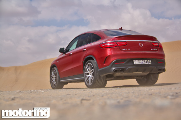 2016 Mercedes GLE 63 S AMG Coupe - video review