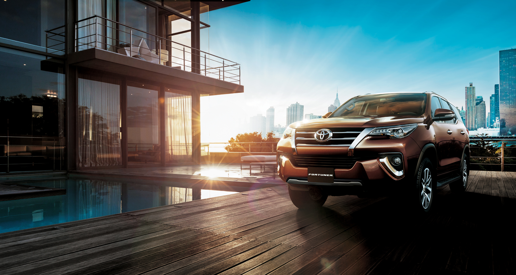 2016 Toyota Fortuner Launched In Dubaimotoring Middle East Car News Reviews And Buying Guides