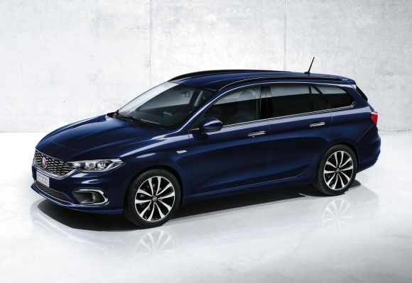 Fiat Tipo hatchback and Estate