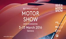 2016 geneva motor show