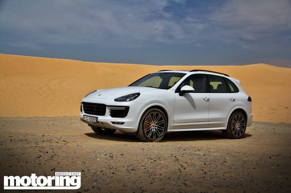 2015 Porsche Cayenne Turbo S video review