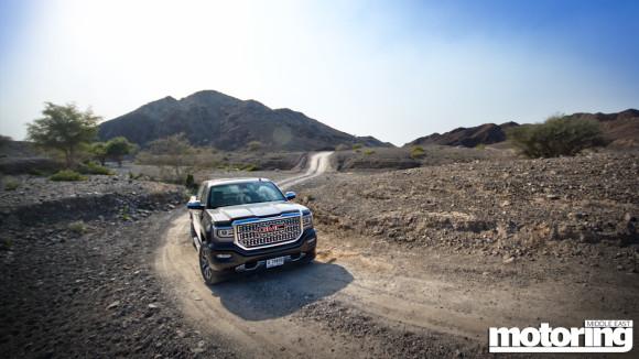 GMC Sierra Denali long-term test