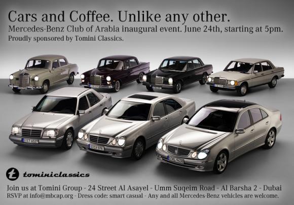 Mercedes-Benz Club of Arabia