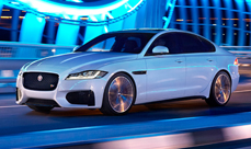 2016 Jaguar XF S video review