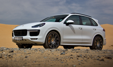 2015 Porsche Cayenne Turbo S video review