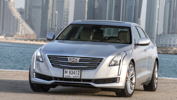 Cadillac CT6 – first drive video