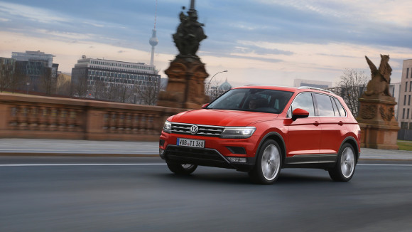 2016 Volkswagen Tiguan – first drive video