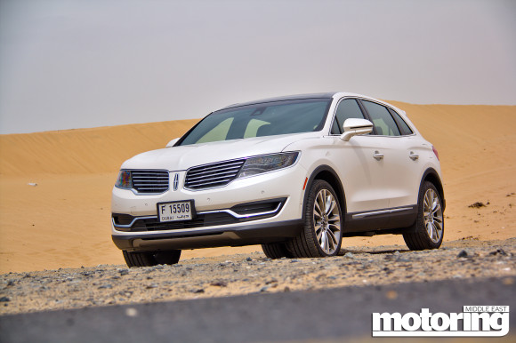 2016 Lincoln MKX video review