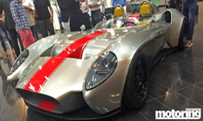 Jannarelly Design-1 Launch Edition - UAE-made sports car