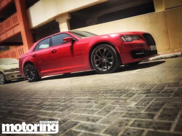Chrysler 300C SRT Long term test