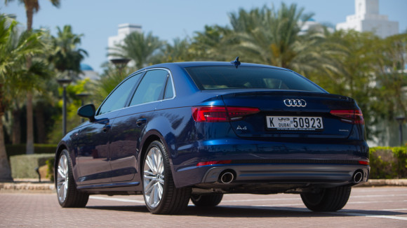 2016 Audi A4 first drive video review