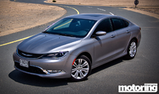 Chrysler 200C video review