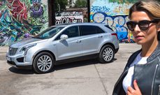 Cadillac XT5 – first drive video
