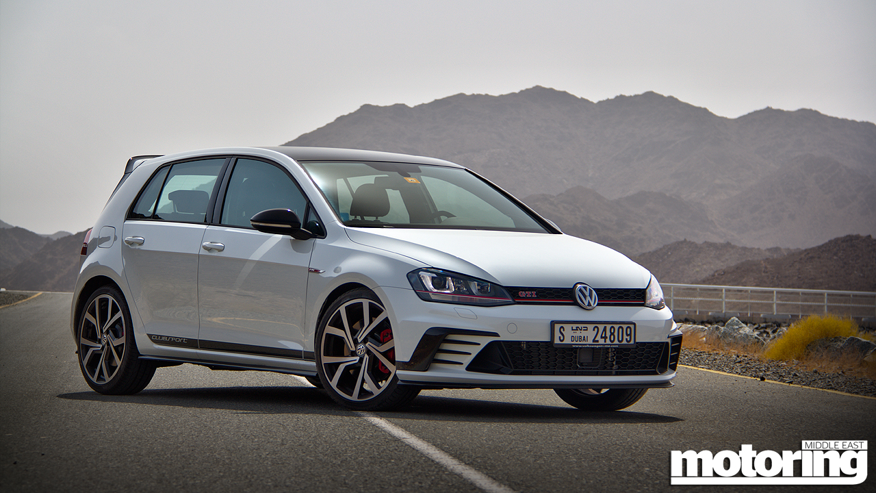 2016 Volkswagen Golf Gti Clubsport Reviewmotoring Middle